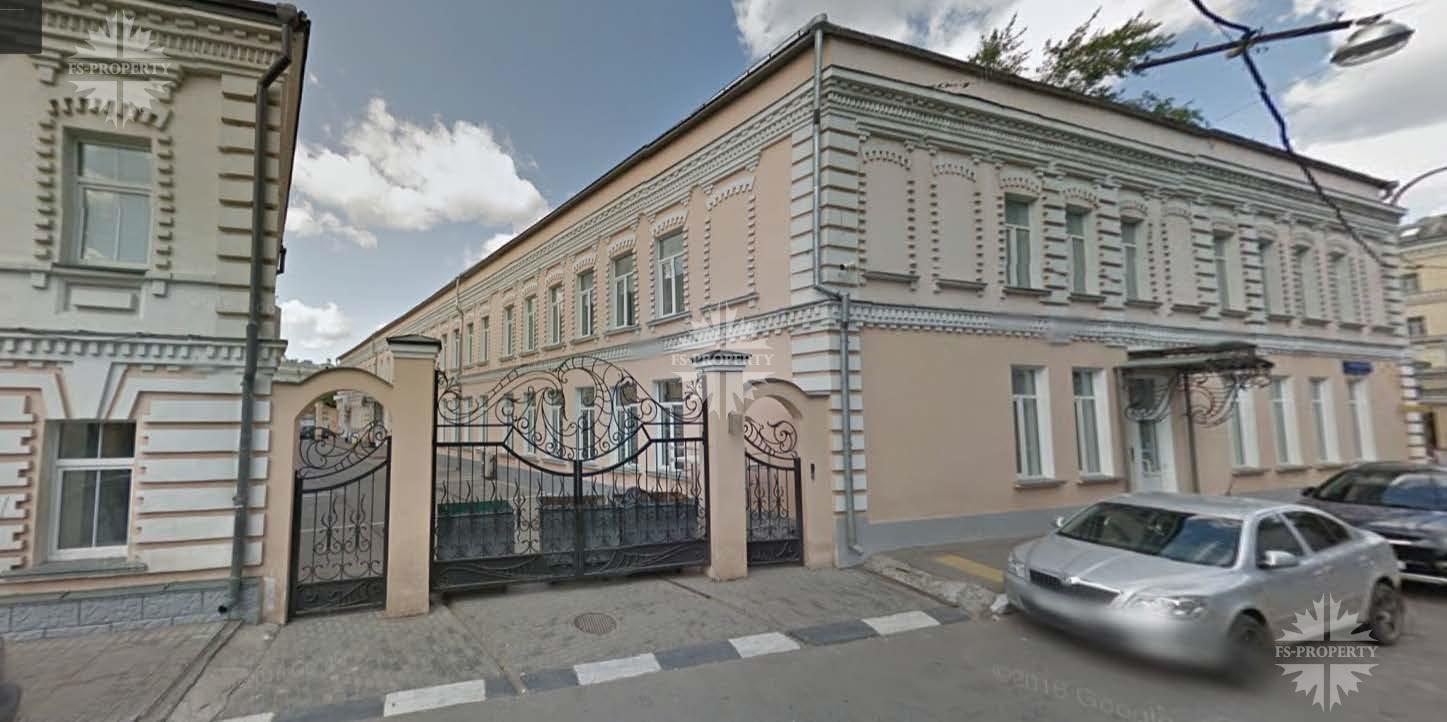 Аренда коммерческой недвижимости Щипок улица арендовать офис Аннино