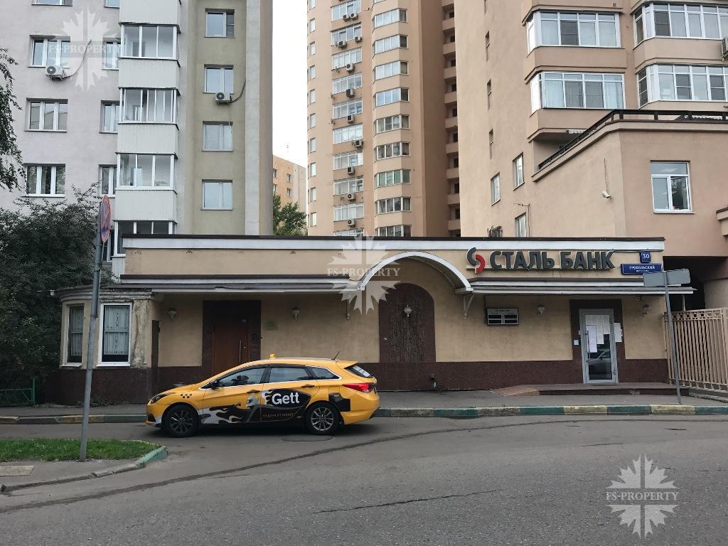 Коммерческая недвижимость Грохольский переулок Аренда офиса 40 кв Дубнинская улица
